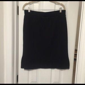 Madewell Split Hem Skirt